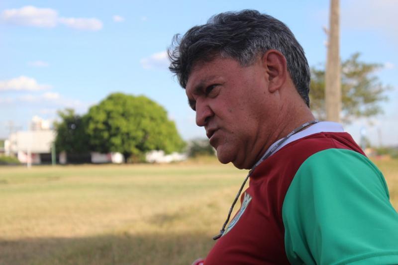 Anibal Lemos irá comandar o Fluminense-PI na série B do Piauiense