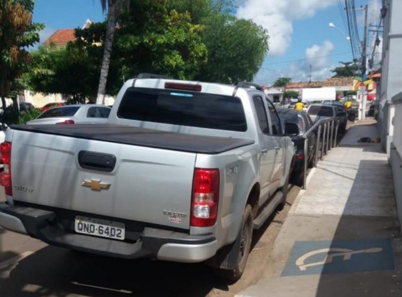 Vereador do Maranhão é preso com Hilux roubada