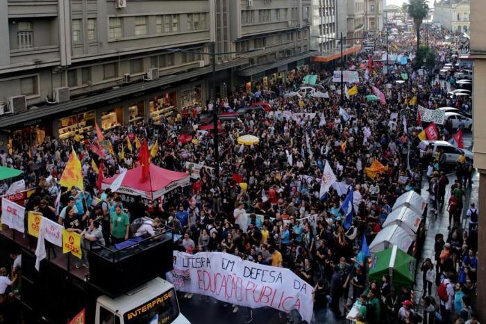 Centrais sindicais preparam greve-geral para próxima sexta-feira