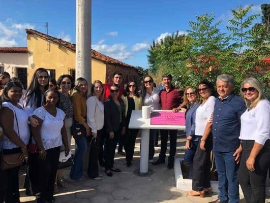 Prefeitura de São João dos Patos realiza inaugurações