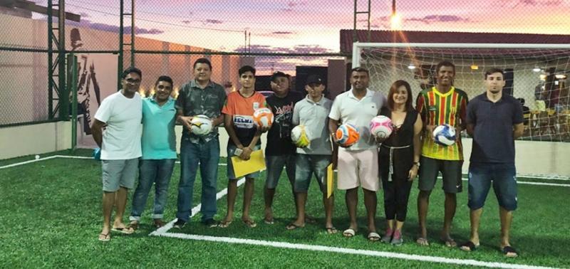 Confira os times do 1º campeonato da Arena Galo Society em Jaicós