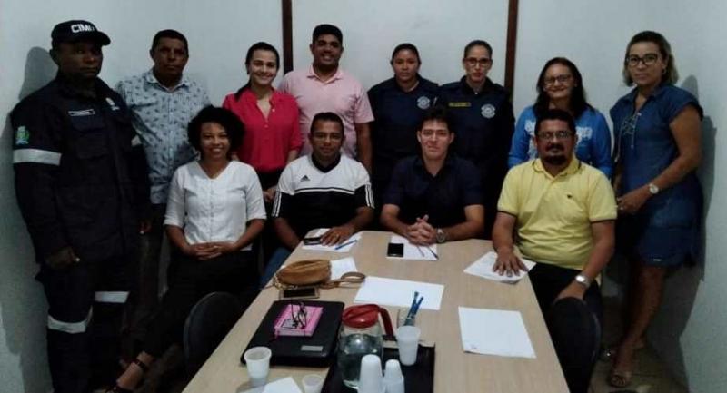 Reunião une entidades e município no combate ao assédio sexual em coletivos