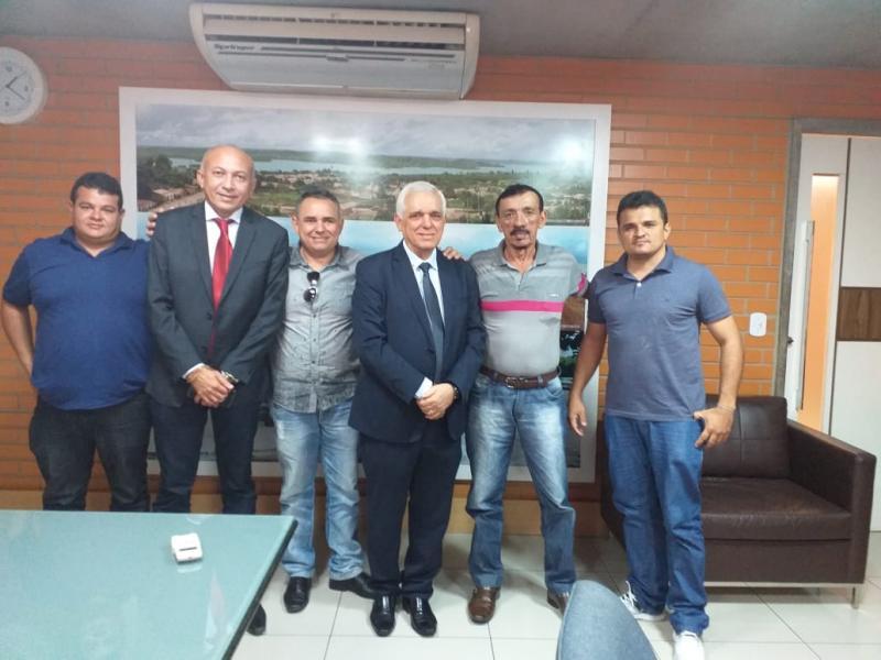 Vereador César Felix vai disputar prefeitura de Jatobá pelo MDB