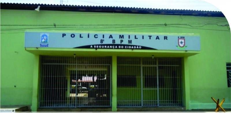Bandidos usando farda da PM arrombam caixa eletrônico