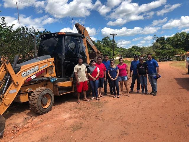Recuperação na rede de água rural beneficia mais de 100 famílias em Timon
