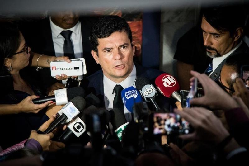 Sérgio Moro deve depor na CCJ até a próxima quarta