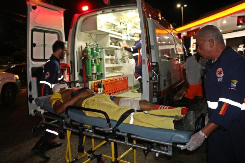 Homem é baleado por colega de trabalho em Teresina