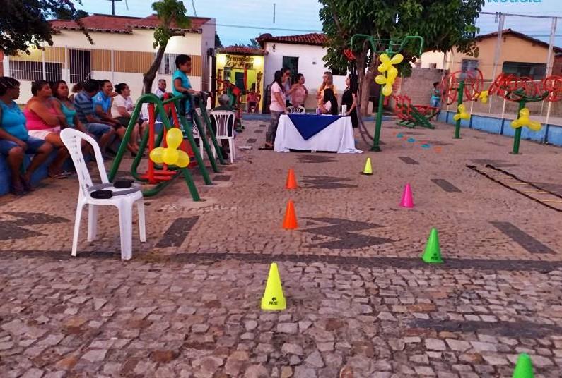 Prefeitura lança o projeto 'Vem Pra Praça' em Amarante