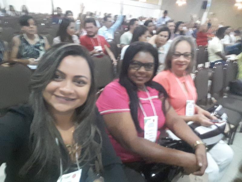Profissionais da Saúde  participam 8° Conferência Estadual de Saúde