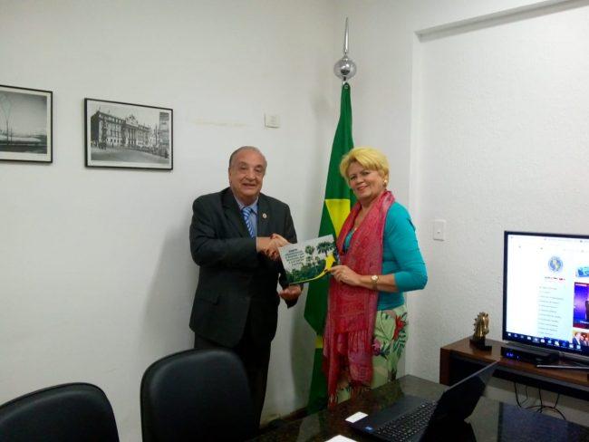 Presidente do Mercosul participará do aniversário da cidade de Porto