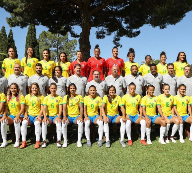 Brasil enfrenta hoje a Austrália no segundo jogo da Copa do Mundo
