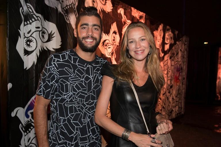 Luana Piovani e Pedro Scooby deixam de se seguir no Instagram