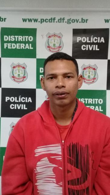 Homem acusado de homicídio no Piauí é preso no Distrito Federal