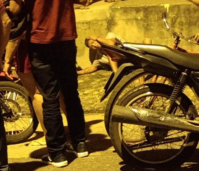 Vídeo: Homem é capturado pela população após tentativa de assalto