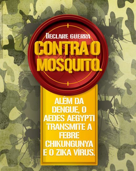 Colaboradores da Águas de Timon se unem para combater o Aedes Aegypti