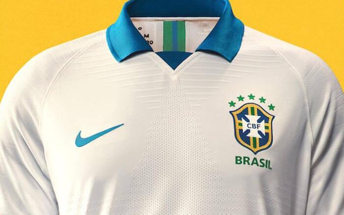 Seleção Brasileira estreia na Copa América com uniforme comemorativo