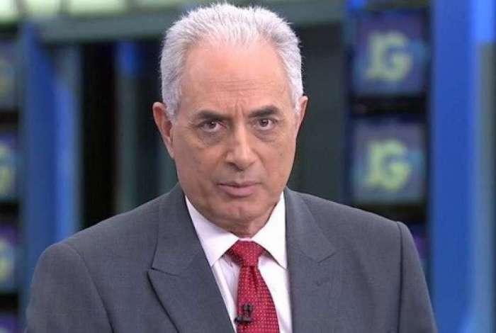 Willian Waack faz críticas a Rede Globo durante entrevista