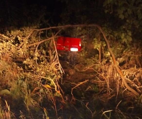 Bandidos roubam carro e são perseguidos pela polícia no Piauí