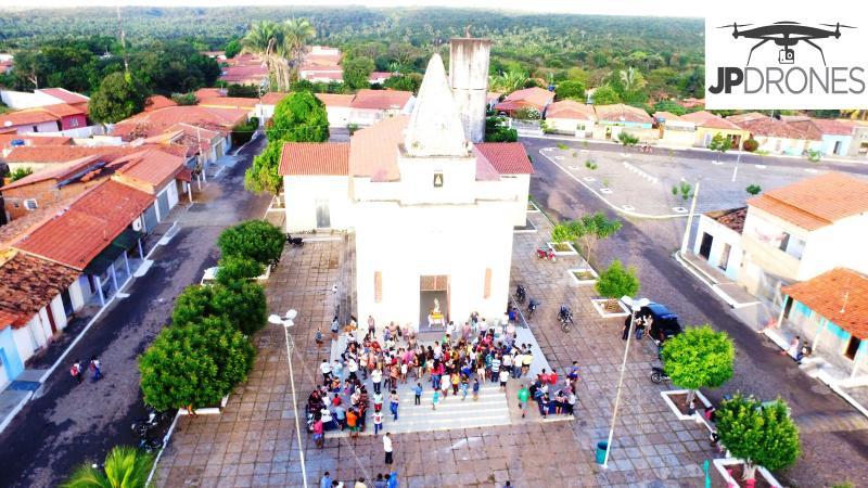 Alvorada marcou a abertura dos Festejos em Barro Duro