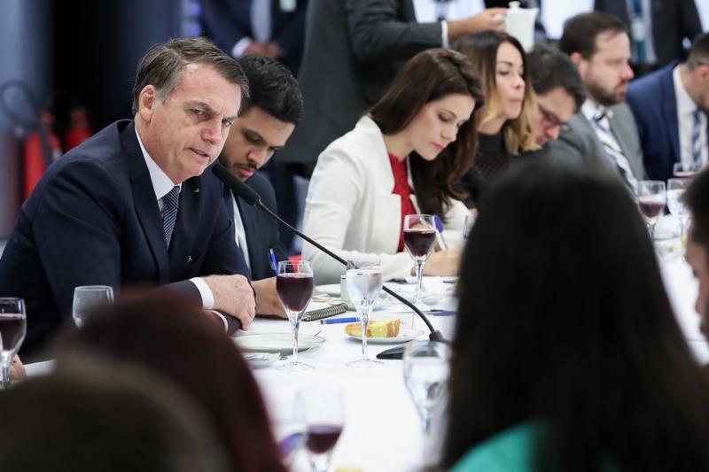 Bolsonaro anuncia demissão do presidente dos Correios