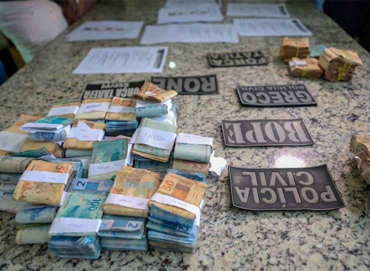 Suspeito de partipar do roubo aos bancos de Campo Maior é preso em Teresina