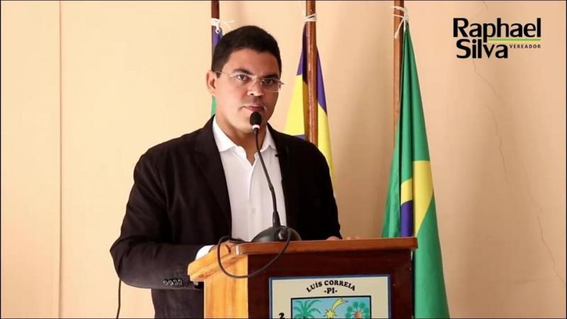 Raphael Silva pede apoio à cultura junina em Luis Correia-PI