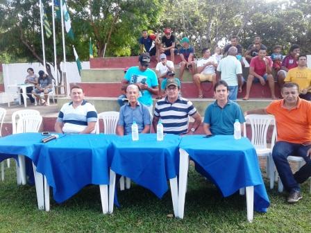 Começou dia 15 de Junho o Campeonato Longaense de Futebol Amador