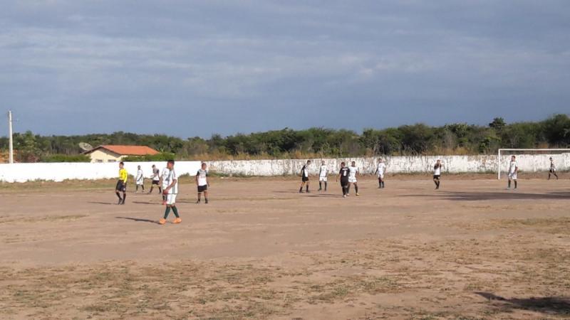 Lagoinha vence Aroazes pelo 3º Copão AMPAR de Futebol