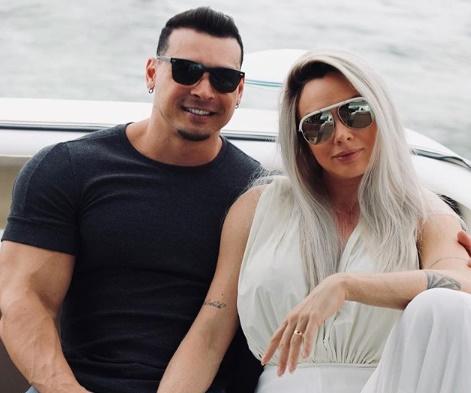 Casamento de Juju Salimeni e Felipe Franco chega ao fim