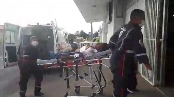 Homem é esfaqueado no abdômen na cidade de Floriano
