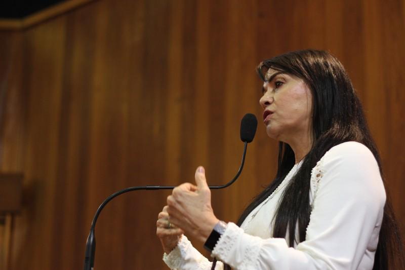 Deputada vai recorrer à Justiça para impedir venda de imóveis do Estado