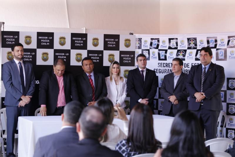 Delegacia de Combate à Corrupção e à Lavagem de Dinheiro é instalada