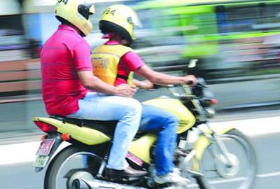 Strans inicia renovação de permissão dos mototaxistas