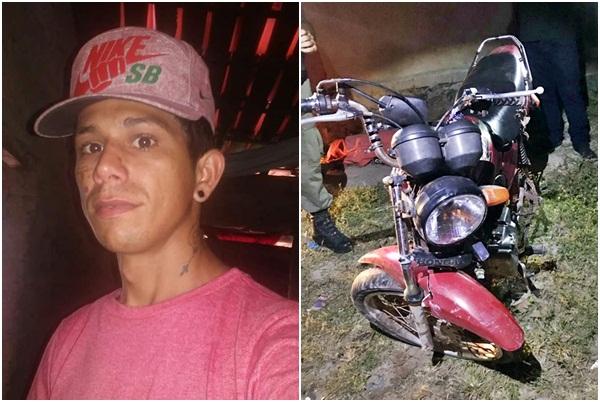 Jovem morre após colidir moto contra parede de residência no Piauí