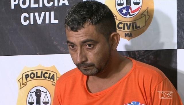 Vídeo: Mentor de chacina contra ciganos é transferido para São Luís