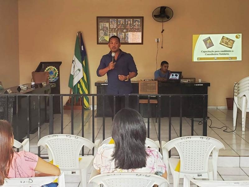Capacitação para candidatos ao Conselho Tutelar em Barro Duro