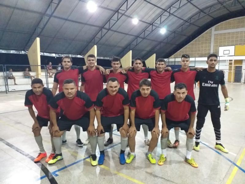 BENEDITINOS: Veja os resultados da 2ª rodada do municipal de futsal