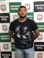 Acusado de assaltar a loja J Amorim móveis é preso no Distrito Federal