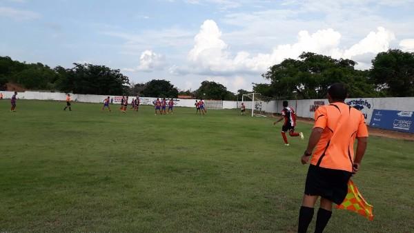 Confira o resultado do jogo entre Segundo FC e Santa Cruz