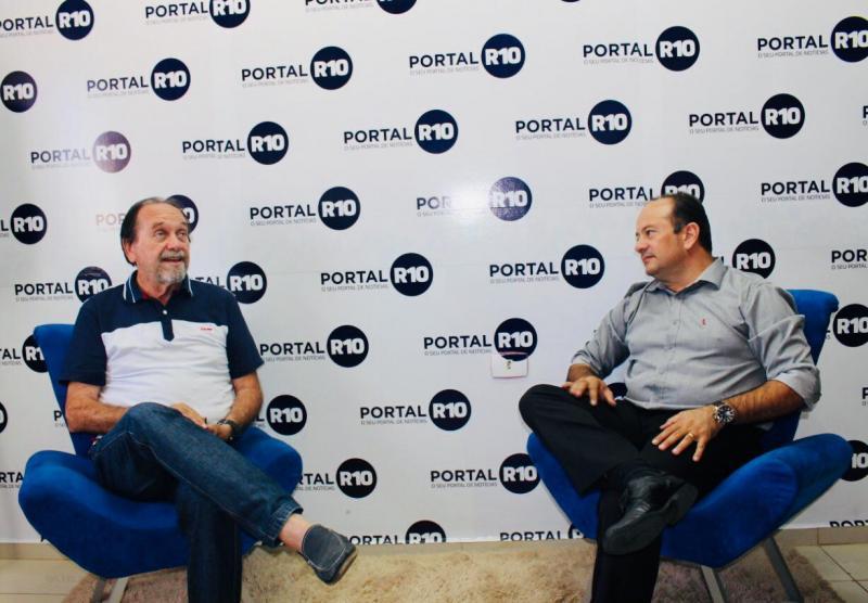 Secretário Fernando Freitas destaca importância do turismo para a cidade