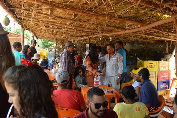 Festejos da Comunidade Lagoa Cercada município de Colônia do Gurguéia-PI