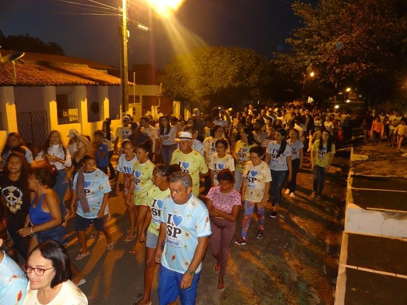 Veja como foi Alvorada das festividades juninas de São Pedro