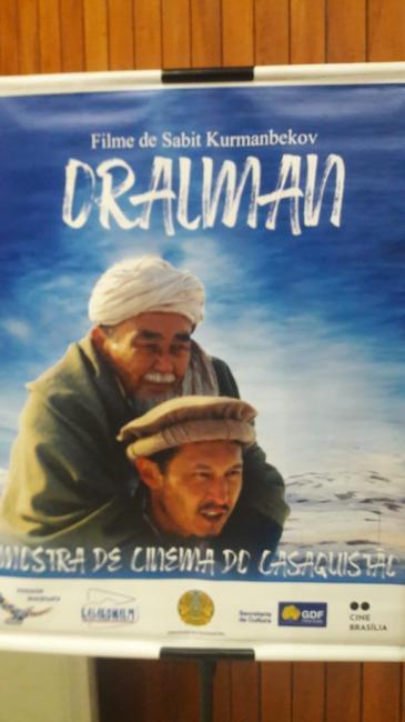 Mostra de Cinema do Cazaquistão em Brasília