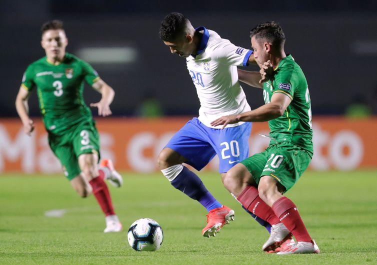 Copa América: Brasil e Peru disputam 1º lugar do grupo A