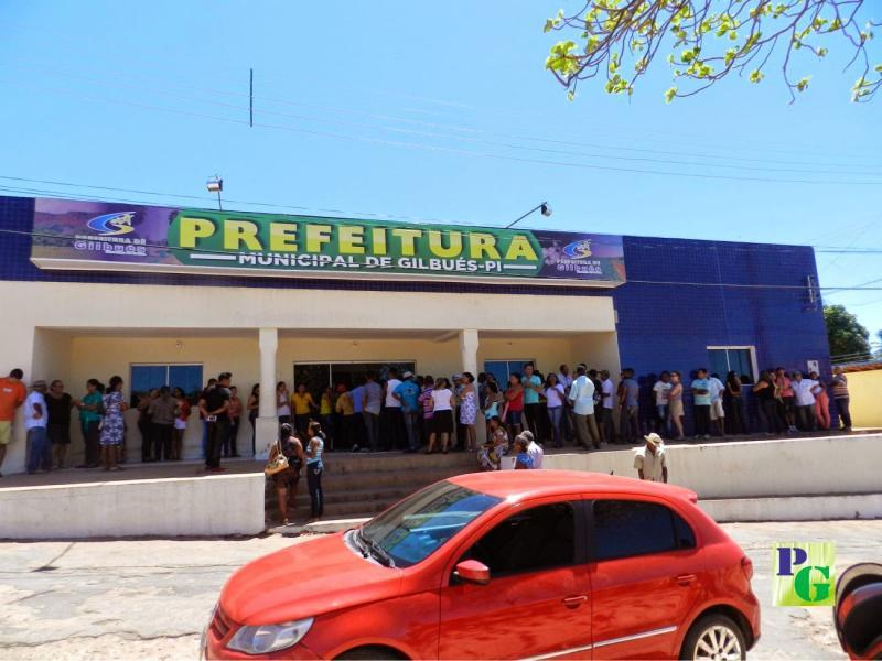 TCE bloqueia conta da prefeitura Municipal Gilbués-PI