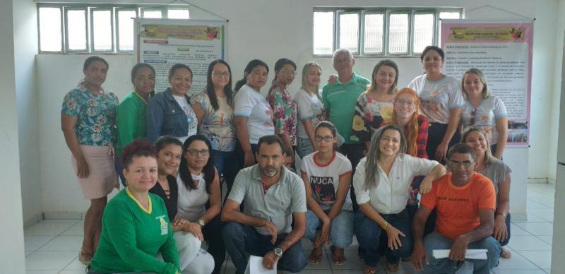 Olho D'água realiza reunião Intermediária do SELO UNICEF