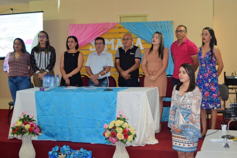 Prefeitura de Joaquim Pires realiza 1ª Edição da Semana do Bebê