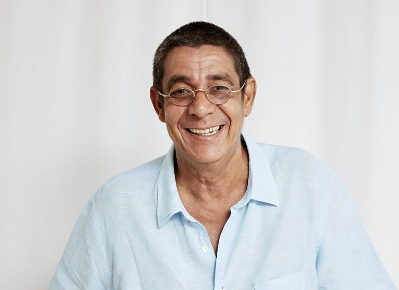 Zeca Pagodinho é internado no Rio de Janeiro e fará cirurgia