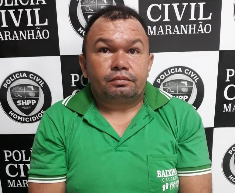 DHPP/Timon prende homicida em Santa Inês