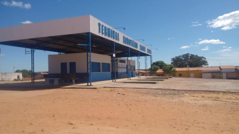 Redenção: Terminal rodoviário reinaugurado dia 21/06 continua interditado